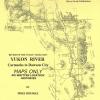 Yukon River, Carmacks to Dawson - Map Book - e-book
